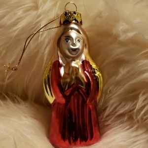 Other - Glass Angel Ornament